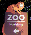 Directional to Brookfield Zoo